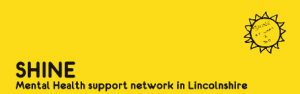 Shine Mental Health support network in Lincolnshire logo