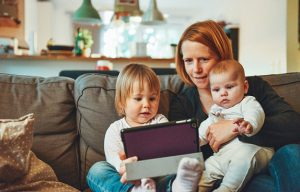 Family ipad teaching
